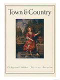Town & Country, July 10th, 1915 Prints