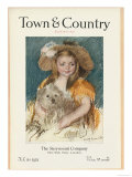 Town & Country, February 15th, 1923 Premium Giclee Print