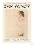 Town & Country, April 18th, 1914 Premium Giclee Print