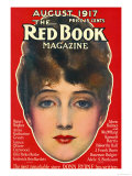 Redbook, August 1917 Posters
