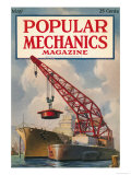 Popular Mechanics, May 1922 Posters