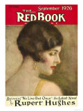 Redbook, September 1926 Posters