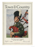 Town & Country, April 1st, 1919 Posters