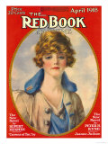 Redbook, April 1918 Prints