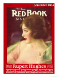 Redbook, September 1924 Prints