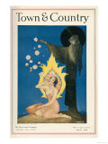Town & Country, April 1st, 1916 Premium Giclee Print