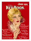 Redbook, June 1929 Print