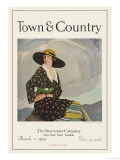 Town & Country, March 1st, 1919 Print