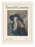 Town & Country, May 1st, 1917 Premium Giclee Print