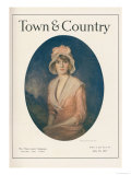 Town & Country, July 10th, 1917 Print