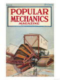 Popular Mechanics, March 1922 Premium Giclee Print