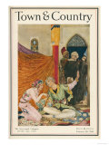 Town & Country, February 20th, 1916 Premium Giclee Print