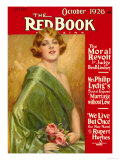 Redbook, October 1926 Posters
