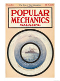 Popular Mechanics, October 1915 Premium Giclee Print