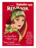 Redbook, September 1929 Prints