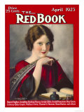 Redbook, April 1923 Posters