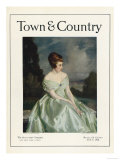 Town & Country, February 1st, 1918 Posters