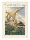 Town & Country, March 1st, 1915 Premium Giclee Print