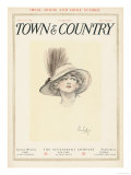 Town & Country, April 25th, 1914 Premium Giclee Print