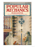Popular Mechanics, November 1923 Premium Giclee Print
