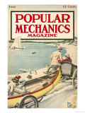 Popular Mechanics, June 1915 Premium Giclee Print