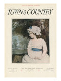 Town & Country, July 25th, 1914 Print