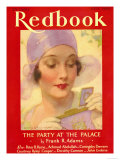 Redbook, July 1930 Prints