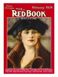 Redbook, February 1924 Posters