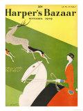 Harper's Bazaar, November 1929 Posters