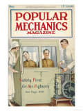 Popular Mechanics, May 1918 Prints