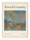 Town & Country, July 20th, 1916 Prints