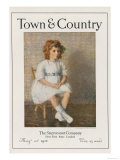 Town & Country, May 10th, 1918 Posters