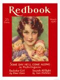 Redbook, March 1930 Prints