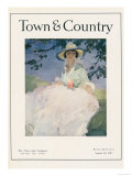 Town & Country, August 10th, 1917 Poster