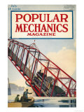 Popular Mechanics, July 1918 Premium Giclee Print