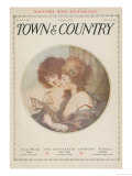 Town & Country, January 3rd 1914 Posters