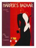 Harper&#39;s Bazaar, September 1930 Prints