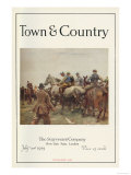 Town & Country, July 20th, 1919 Prints