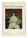 Town & Country, March 20th, 1917 Premium Giclee Print