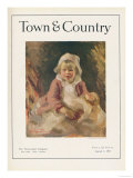 Town & Country, August 1st, 1917 Prints