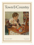Town & Country, May 20th, 1916 Poster