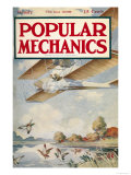 Popular Mechanics, January 1913 Posters