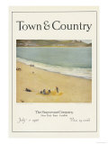 Town & Country, July 1st, 1918 Posters