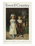 Town & Country, March 20th, 1918 Premium Giclee Print