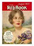 Redbook, August 1927 Posters