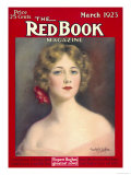 Redbook, March 1923 Prints