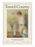 Town & Country, May 20th, 1918 Premium Giclee Print