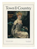 Town & Country, February 20th, 1918 Art