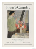 Town & Country, April 20th, 1918 Print