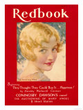 Redbook, May 1930 Art